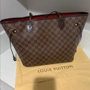 SOLD.......SOLD Louis Vuitton Neverfull MM